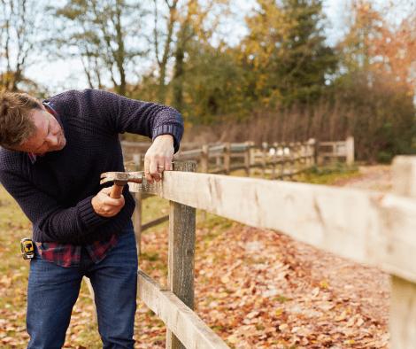 fixing fence2